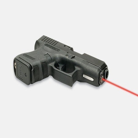 LaserMax Red Laser Sight for Generation 4 Glock 26/27