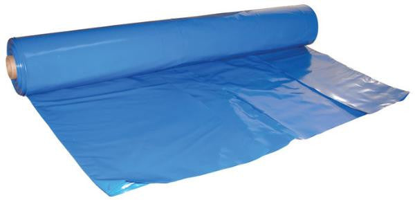 Dr. Shrink 14' x 150' 6 Mil, Blue Shrink Wrap DS-146150B