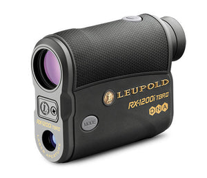 Leupold RX-1200i TBR/W with DNA Digital Laser Rangefinder - Black