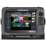 Lowrance HDS-7 Gen3 Insight USA 83/200 kHz + LSS-2 Bundle