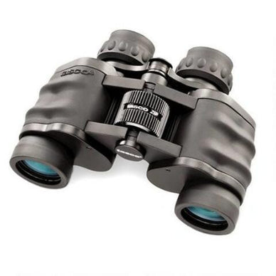 Tasco Essentials Binocular 7x35 Zip Focus, Wide Angle, Black