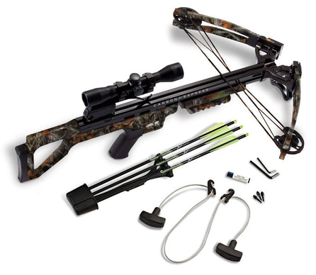 Covert 3.4 Crossbow Ready-to-Hunt Kit