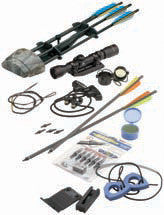 Excalibur The Right Stuff Scope Accessory Package