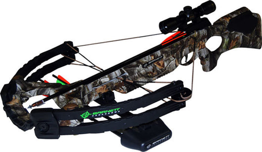 Penetrator Crossbow Package, 3- 20-Inch Arrows