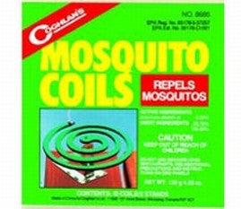 Coghlans Mosquito Coil - 10 Pack