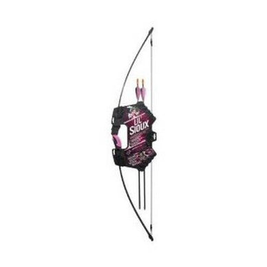 Barnett Crossbows  Lil Sioux Recurve Set - Pink