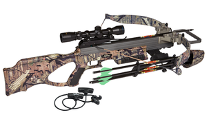 Excalibur Matrix 330 Mobu Vari Zone Crossbow - Camo