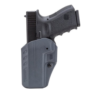 BlackHawk A.R.C. - Appendix Reversible Carry Inside the Pants Holster, Fits LC9/380, Ambidextrous, Urban Gray 417549UG