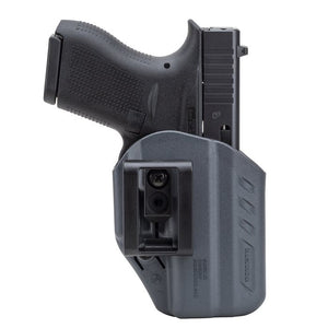 BlackHawk A.R.C. - Appendix Reversible Carry Inside the Pants Holster, Fits Glock 43, Ambidextrous, Urban Gray 417568UG