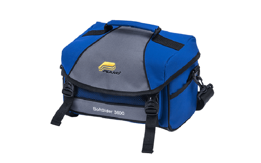 Plano 447303 Blue - Weekend Series Softsider Tackle Bag