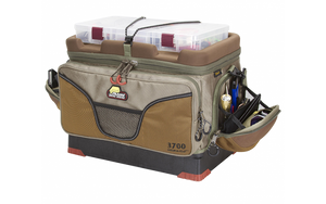 Plano 467410 3700 Hydro-Flo Guide Series Tackle Bag