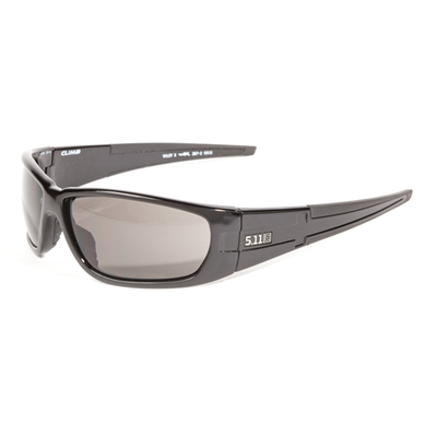 Climb Polarized Eyewear Black