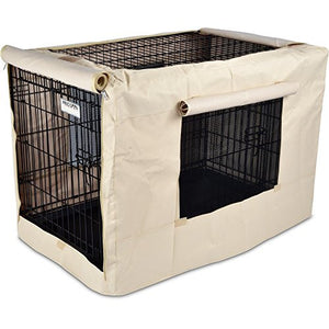 Precision Pet Crate Cover-Indoor/Outdoor - 3000-Tan
