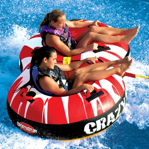 Sportsstuff Crazy 8 Towable Double Rider Water Tube
