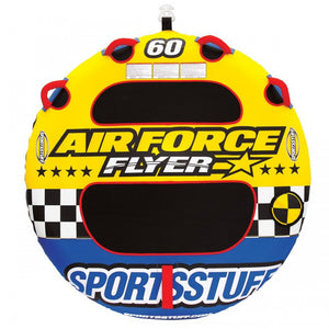Sportsstuff Air Force Inflatable Single Rider Towable