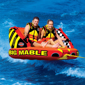 Sportsstuff Big Mable Inflatable Double Rider Towable