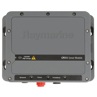 Raymarine CP200 CHIRP SideVision Sonar Module-No Transducer