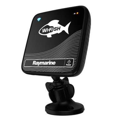 Raymarine E70290 Wi-Fish with Transducer Wi-Fi CHIRP DownVision Sonar