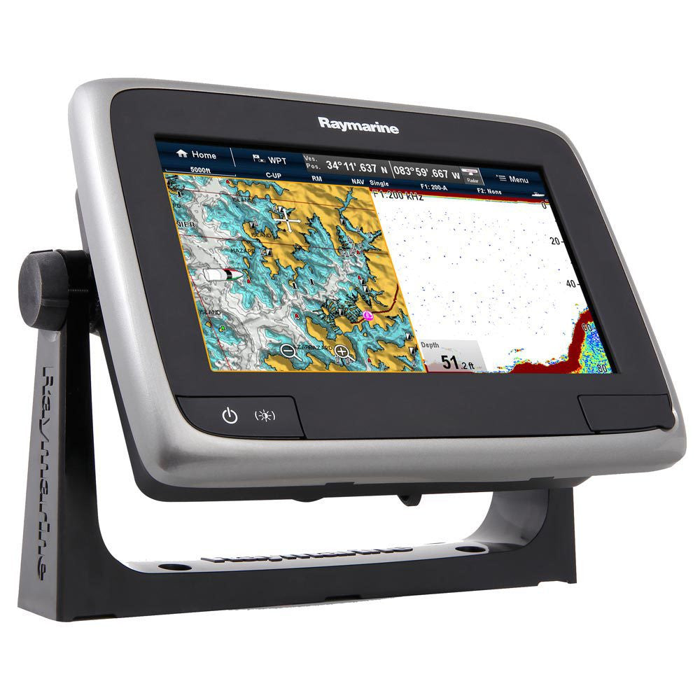 "Raymarine E70167-US a77 Wi-Fi 7"" MultiFunctional Display Touchscreen"