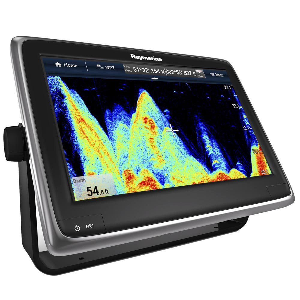 "Raymarine a127 12.1"" MFD Combo w/ Wi-FI-US Lake,Coastal Chart by C-MAP"