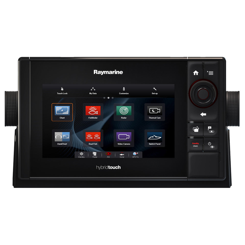 "Raymarine E70265-US eS78 7"" MultiFunctional Display Combo"