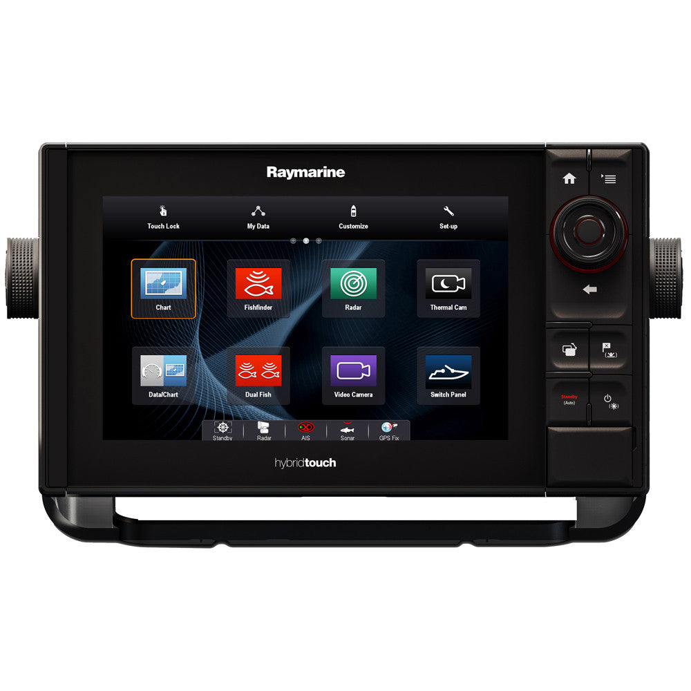 "Raymarine E70275-US eS98 9"" Combo Wi-Fi with CHIRP/Downvision Sonar"