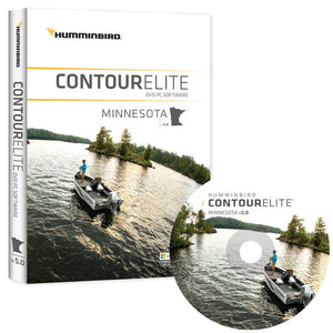 Humminbird Contour Elite - Minnesota - Version 5