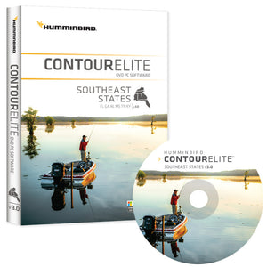 Humminbird Contour Elite - Southeast States - Version 3