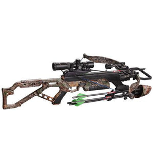 Excalibur Micro 355 Crossbow package - Realtree Xtra