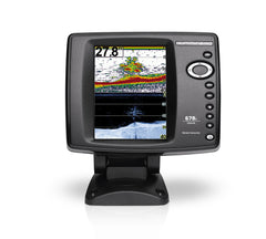 Humminbird 678c HD DI Down Imaging Sonar Only