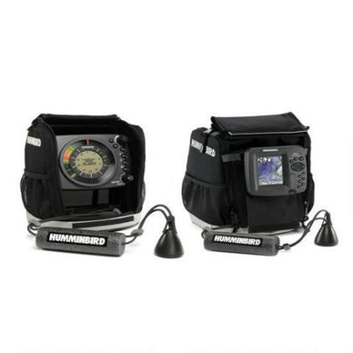 Humminbird ICE 55/385ci Combo Ice Flasher With GPS Chartplotter