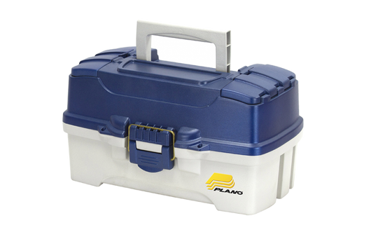 Plano 620206 Two Tray Tackle Box