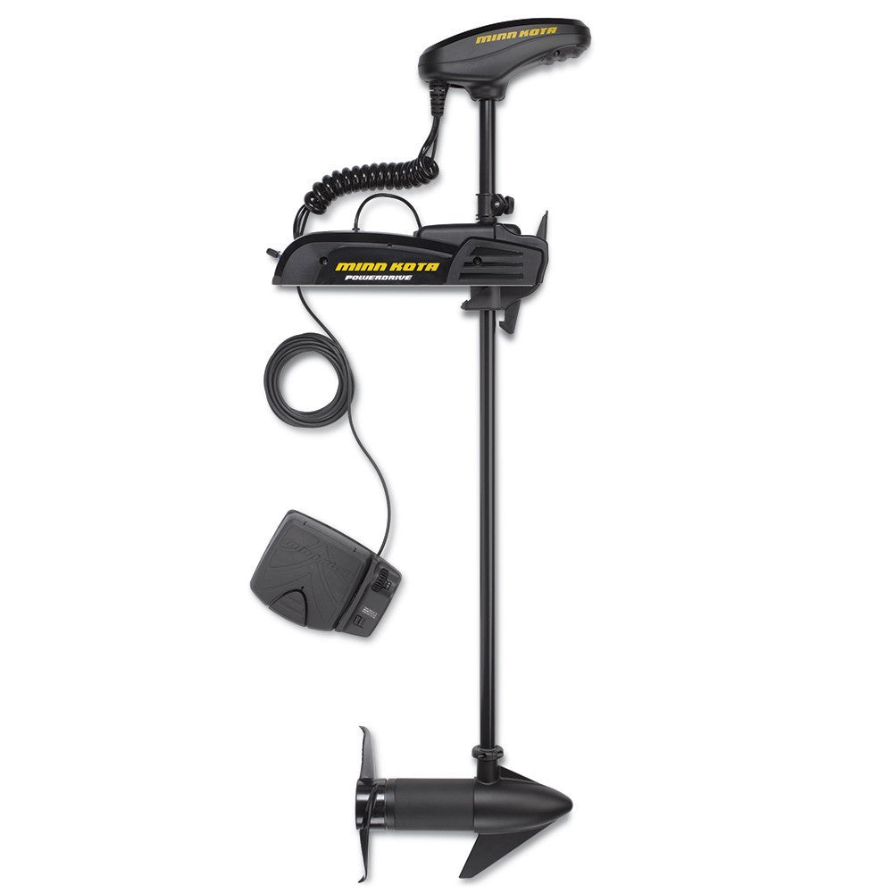 Minn Kota PowerDrive 45 Trolling Motor with Bluetooth