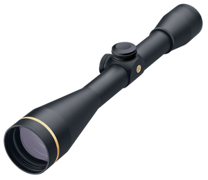 Leupold FX-3 6x42mm Riflescope, Gloss Black, Duplex Reticle