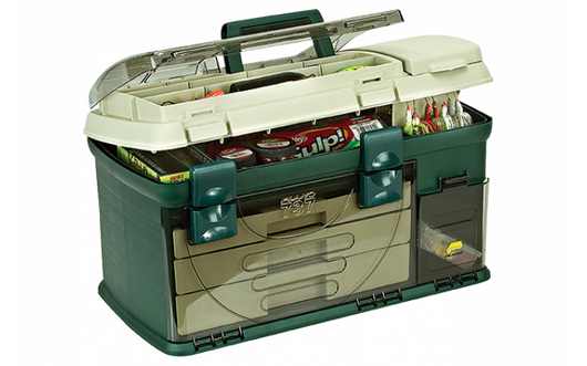 Plano 737002 Three Drawer Tackle System