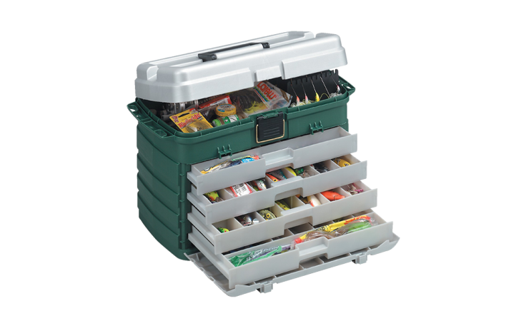 Plano 758005 Four Drawer Tackle System