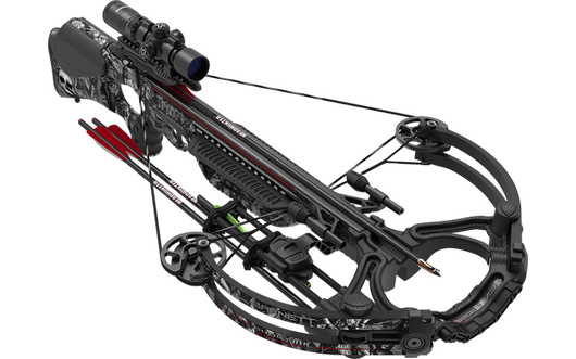 Barnett Ghost 415 Revanant CRT Crossbow Package Black