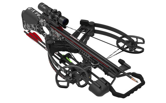 Barnett Vengeance 2 Crossbow with 3x32 Scope Black