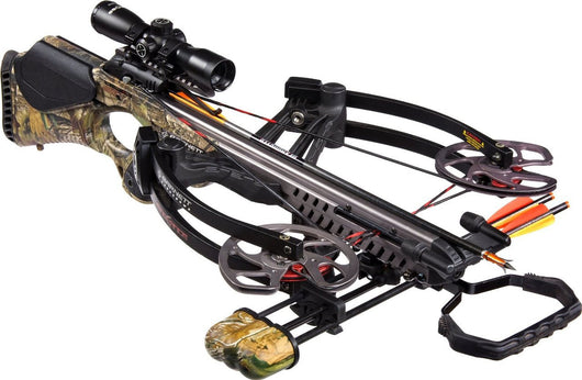 Vengeance Crossbow Package Camo
