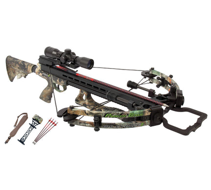 Parker Bows Crossbow Gale Force Outfitter Package
