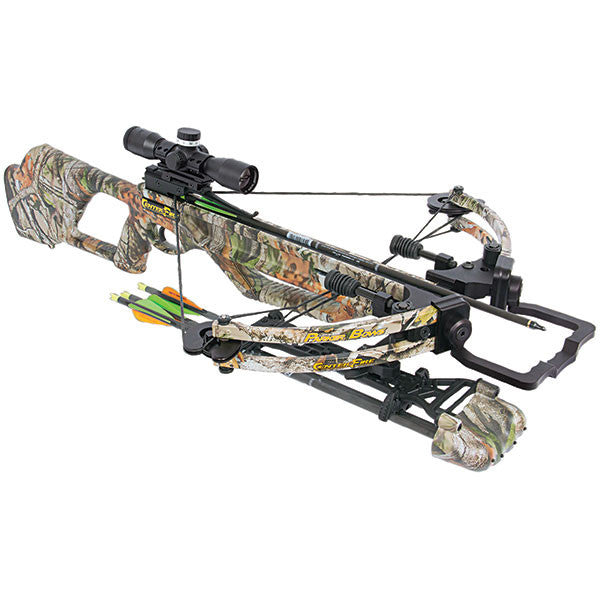 Parker CenterFire Crossbow Package with Pin Point Scope