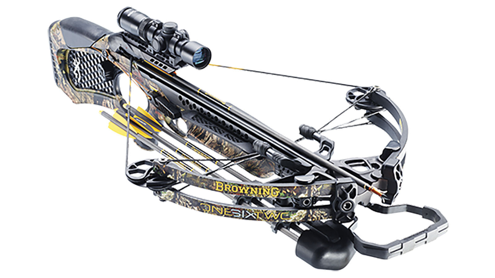 BROWNING CROSSBOW ZERO7-162 w/ 1.5X5 SCOPE