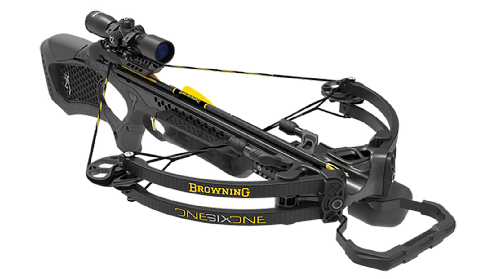 Barnett BROWNING ZERO7-161 Crossbow w/ 4x32 SCOPE - Universal Mania