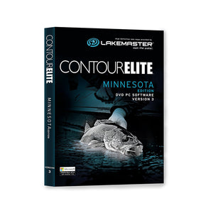 Lakemaster 600022-1 Contour Elite Mapping Software