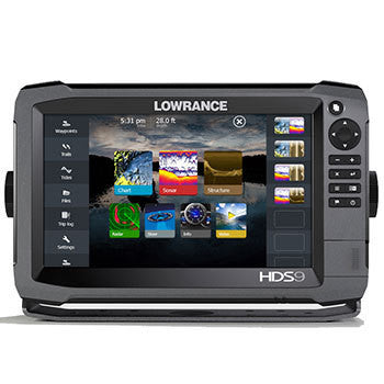 Lowrance HDS-9 Gen3 Insight 83/200