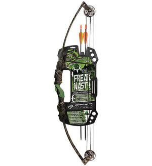 Barnett Freak Nasty Compound- Camo-25lbs