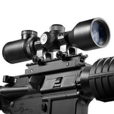 Barska Contour 3-9x42 IR Compact Riflescope with 30/30 Reticle