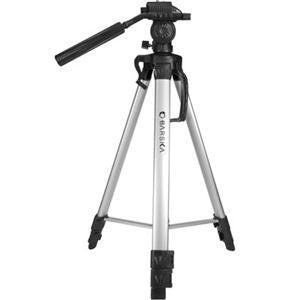 BARSKA Deluxe Tripod Extendable to 63.4in Carrying Case