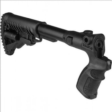 Folding Collapsible Buttstock for Mossberg 500/590