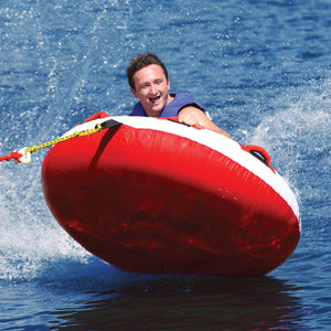 Airhead HOT SHOT 2 Inflatable Single Rider Towable